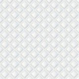 White seamless geometric texture. Tile background Royalty Free Stock Photos