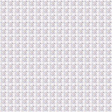 White seamless geometric texture. Tile background Stock Images