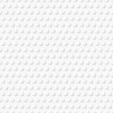 White Seamless Pattern. With buttons Royalty Free Stock Image
