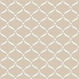 White seamless pattern. Stock Photography