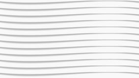White Seamless Texture. Wavy Background. Wall Decor Or Design Template Stock Photo