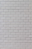 White seamless tiles texture Royalty Free Stock Images