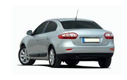 Free White Sedan Rear View Stock Photos - 31418203