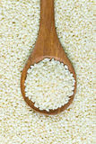 White sesame Stock Photo