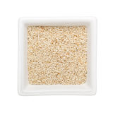 White sesame seed Stock Images