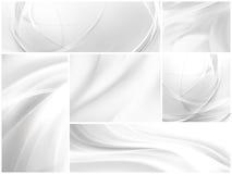 White set Stock Photography