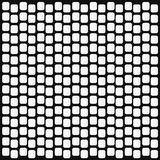 white shapes on black background vector illustration