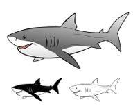 White shark Stock Photo