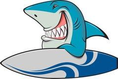 White shark Stock Images