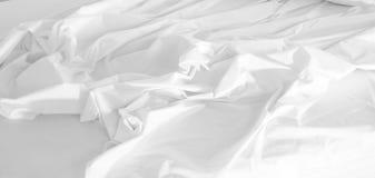 White sheet. Stock Photo
