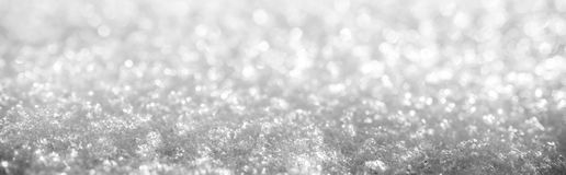 White shine frozen ice. Christmas winter background Royalty Free Stock Photos