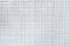 white shiny tile wall. Seamless texture and pattern for backgrou Royalty Free Stock Photos