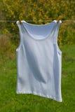 White shirt. Stock Images