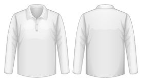 White shirt Royalty Free Stock Photography