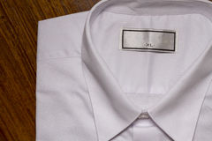 White shirt Royalty Free Stock Photos