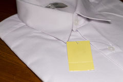 White shirt Stock Images