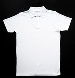 White shirt on the table Royalty Free Stock Image