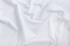 White shirt on the table Royalty Free Stock Photo