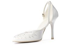 White shoe Royalty Free Stock Photos