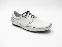 White shoe Royalty Free Stock Photography