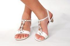 White shoes Stock Photo