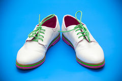 White shoes Royalty Free Stock Photo