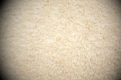White short hair fringe background Royalty Free Stock Photos