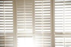 White shutter light Royalty Free Stock Photography