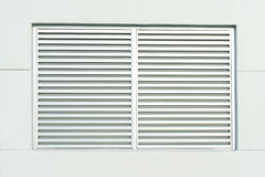 A white shutter Stock Images