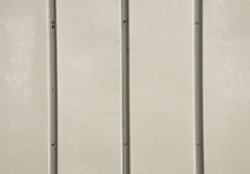 White siding Royalty Free Stock Photography