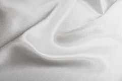 White silk Stock Photos