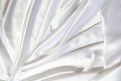 White silk texture Royalty Free Stock Photo