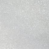White and silver abstract bokeh lights. defocused background bling blur for christmas stock photography