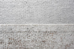 White silver brick wall texture background Stock Image