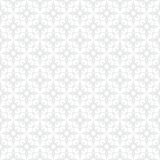 White and silver geometric texture in art deco Stock Photography