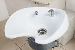 White Sink Stock Photography