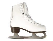 White Skate Royalty Free Stock Photography
