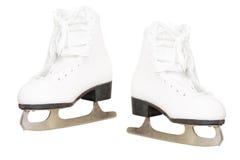 White skate Royalty Free Stock Photo