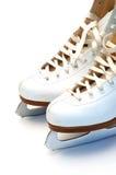White skates Stock Photos