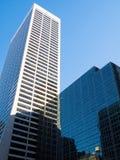 White Skyscraper Royalty Free Stock Photo