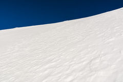 White slope Stock Images
