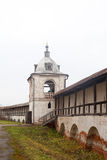 White small tower Stock Photos
