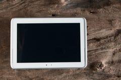 White smart phone Stock Photography