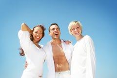 White smile Stock Photos