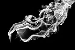 White smoke Stock Photos