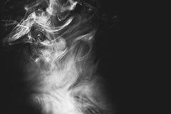 White smoke Stock Photo