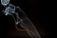 White smoke Royalty Free Stock Photo