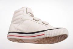 White sneackers Stock Image