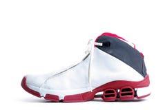 White sneakers Royalty Free Stock Photos