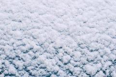 White snow Stock Photography